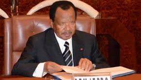 Diplomatie : Paul Biya écrit à Giorgio Napolitano