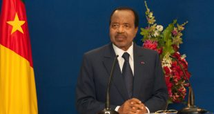 Cameroun – revendications anglophones : Paul Biya condamne tous les actes de violence