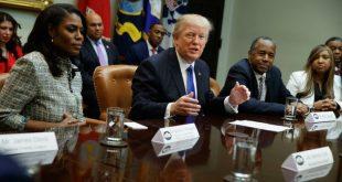 Hommage aux Afro-américains : « JE, SOUSSIGNÉ DONALD J. TRUMP… »