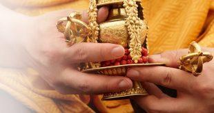 New Delhi :  Thaye Dorje, Sa Sainteté le Karmapa épouse une amie d'enfance