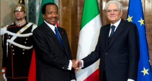 Explosif : Nguetsa Honoré  ridiculise Paul Biya en Italie