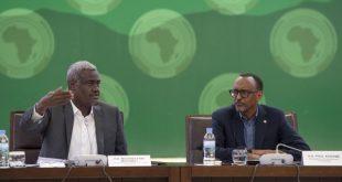 Le Président Kagame et des leaders africains réunis pour des réformes de l' Union Africaine