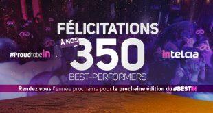 Performance : Le Groupe Intelcia récompense ses meilleurs employés camerounais au Maroc