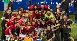 Al Ahly réalise la coupe d'Egypte pour la 36eme fois dans son histoire