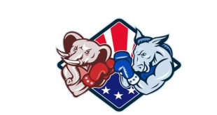 L'histoire des deux grands partis, républicain versus démocrate