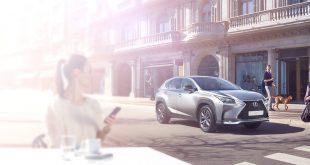 Lexus , L'hybride sous un nouvel angle