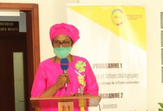 Louisette-Renée Thobie épouse  Etamé Ndedi